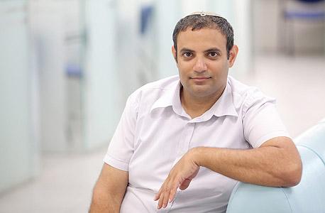 אביעד יצחקי יועץ בנק לאומי, צילום: אוראל כהן