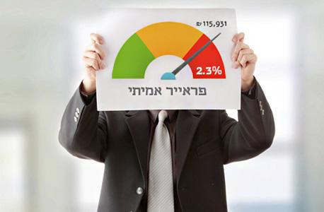 מדד הפראיירים FeeX דמי ניהול, צילום: שאטרסטוק