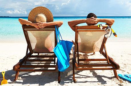 נופש (אילוסטרציה). האם ניתן להוציא לחופשה מרוכזת גם אם אין לכם מספיק ימי חופש?