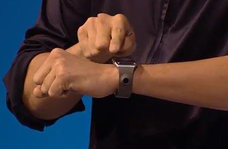 סמסונג IFA 2013 שעון חכם note 3