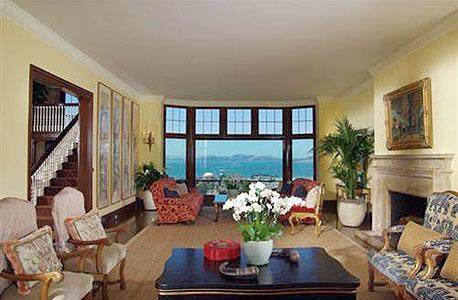 """הבית היקר ב יותר ב סן פרנסיסקו נרכש על ידי מאריסה מאייר מנכ""""לית יאהו"""