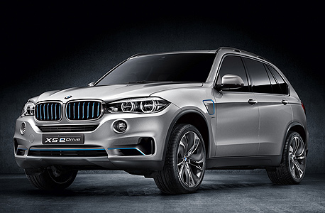 ב.מ.וו. x5 EDRIVE BMW