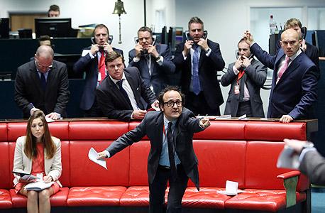 הבורסה בלונדון, צילום: בלומברג