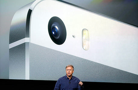 פיל שילר ב השקת אפל אייפון 5s אייפון 5C אייפון 6, צילום: איי פי