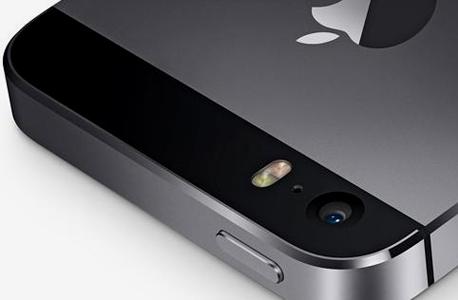 המבזק הכפול של מכשיר האייפון 5S
