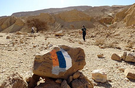 סימון שביל ישראל בדרום הארץ