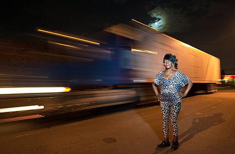 ברברה. עובדת בזנות בהאנטס פוינט כבר 35 שנה, צילום: chris arnade