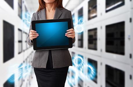 הפטנט החדש יאפשר שילוב של מידע עסקי עם מידע מבוסס ענן, צילום: שאטרסטוק