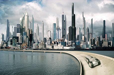 האנושות הולכת ומתכנסת בערים