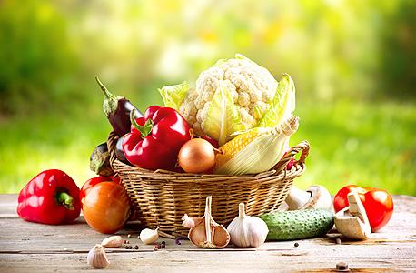 ירקות. לחקלאי ישראל אין יותר מדי סיבות לשמוח