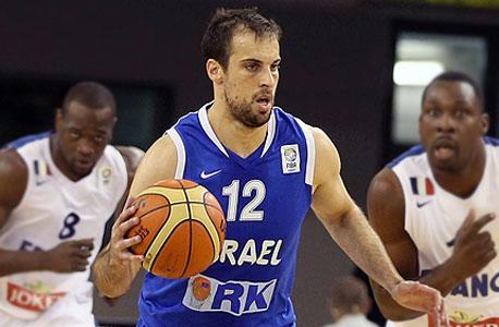 קפטן נבחרת ישראל בכדורסל, יותם הלפרין