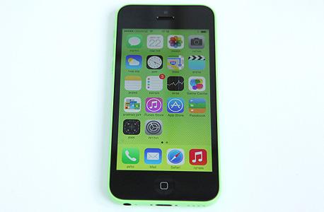 אייפון 5C אפל סמארטפונים, צילום: עמית שעל