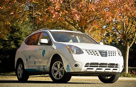 """האבטיפוס של המכונית החשמלית של בטר פלייס. """"צריך מבנה הנדסי אחר"""""""