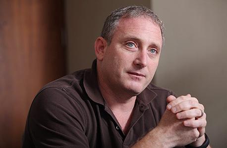 Waze CEO Noam Bardin. Photo: Amit Sha'al