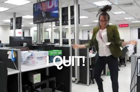 מרינה שיפרין, התפטרה באמצעות סרטון יוטיוב שהפך ויראלי