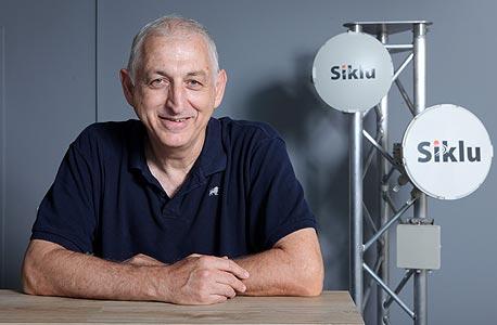 Izik Kirshenbaum. Photo: Amit Sha