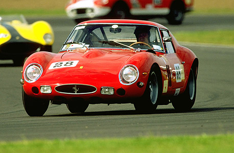 פרארי המכונית היקרה בעולם 250 GTO, צילום: אימג'בנק, Gettyimages
