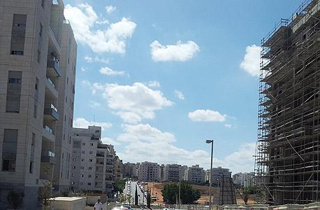 """שכונת כפר גנים ג' בפ""""ת, צילום: דוד הכהן"""
