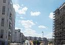 """פתח תקווה בנייה בנייה למגורים כפר גנים החדשה בועת הנדל""""ן, צילום: דוד הכהן"""