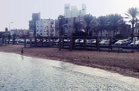 חוף בת גלים, חיפה