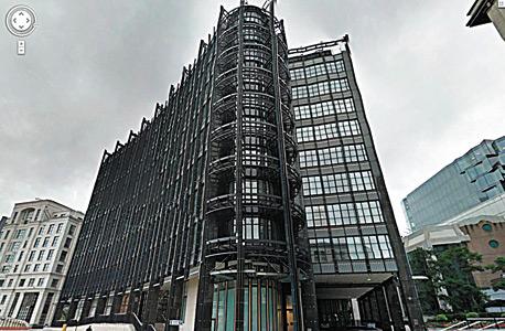 בניין משרדים שרכשה הראל ביטוח ברחוב PLACE FLEET