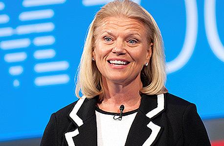 """יו""""ר ומנכ""""לית IBM ג'יני רומטי"""