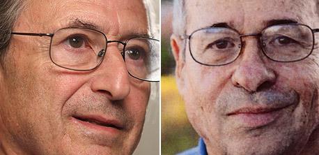 שני ישראלים לשעבר בין זוכי פרס נובל לכימיה