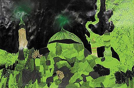 """""""לילות ירוקים"""" של אלהם רוקני"""