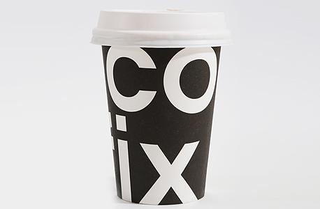 קופיקס כוס קפה cofix, צילטם: שאול גולן