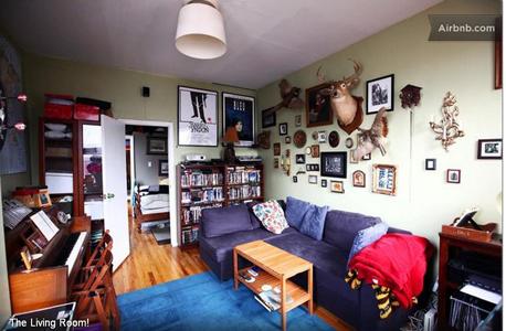 דירה בברוקלין airbnb