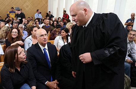 """בין העותרים, חה""""כ שלי יחימוביץ' אבישי ברוורמן אתמול בבג""""ץ"""