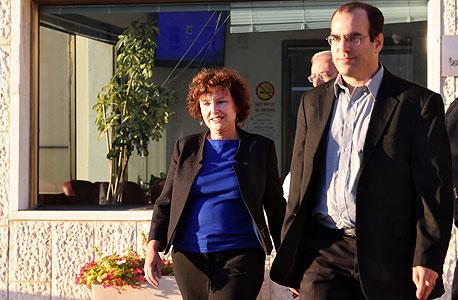 קרנית פלוג נגידת בנק ישראל החדשה, צילום: עמית שאבי