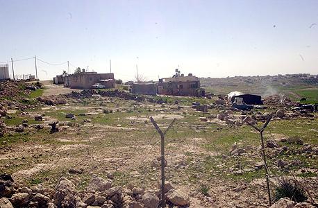 התנחלות בהר חברון (ארכיון), צילום: חיים הורנשטיין