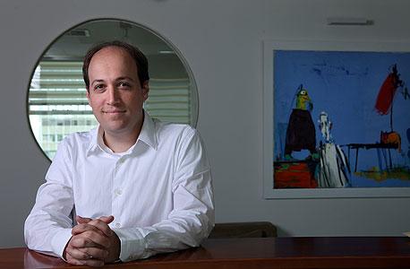 """ירון דניאלי מנכ""""ל אלקוברה , צילום: עמית שעל"""