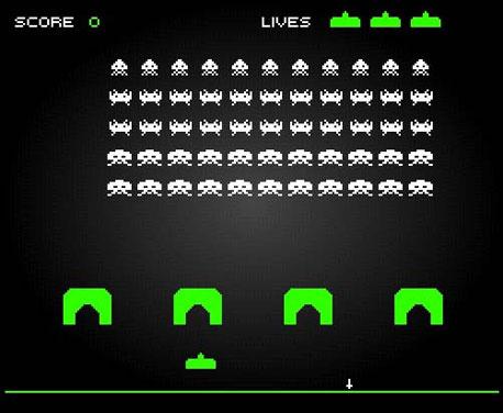 יוצר Space Invaders: הייתי גרוע במשחק שבראתי