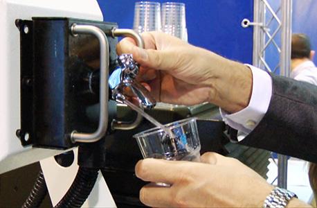 """תערוכת טכנולוגיות המים """"ווטק 2013"""" בגני התערוכה בת""""א, צילום: רותם מלנקי"""