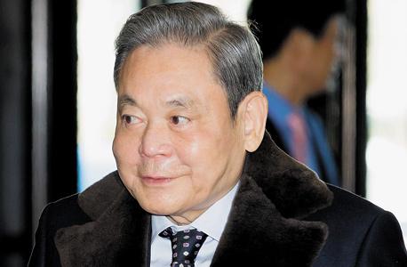 """לי קון-הי, יו""""ר סמסונג"""