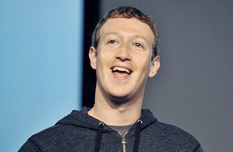 """מארק צוקרברג מנכ""""ל פייסבוק, צילום: איי אף פי"""