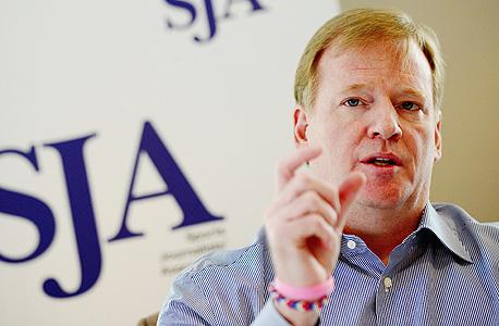 קומישינר ה-NFL רוצה להקים קבוצות בלונדון ולוס אנג'לס