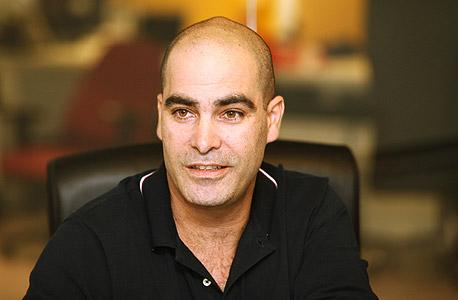 """מארק און מנכ""""ל גט טקסי ישראל, צילום: אוראל כהן"""