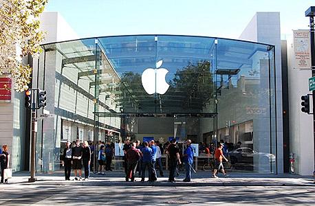 חנות אפל פאלו אלטו קליפורניה