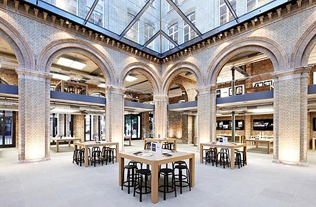 חנות אפל לונדון קובנט גארדן