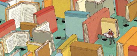 כך משיגים הכל: בסך הכל צריך לקרוא 177 אלף ספרי עזרה עצמית, אחר כך תסתדרו לבד