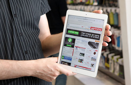 קנאליס: חצי מהמחשבים שיימכרו ב-2014 יהיו טאבלטים