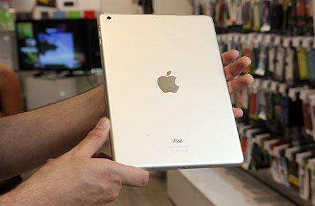 טאבלט האייפד Air של אפל, צילום: עמית שעל