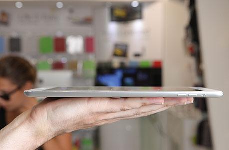 אייפד Air טאבלטים אפל, צילום: עמית שעל