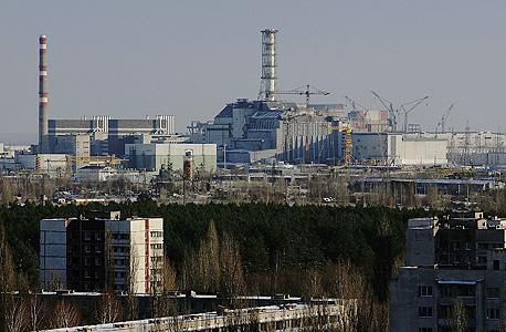 צ'רנוביל, אוקראינה. הוכרז אזור האסון הגרוע ביותר בהיסטוריה האנושית