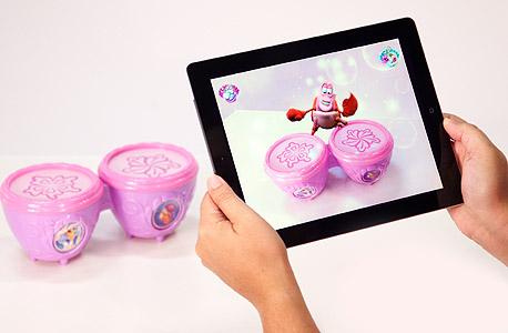 מוסף 7.11.13 אפליקציה של NantWorks בשירות חברות הצעצועים Dream Play app