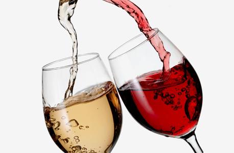 יין כוסות אלכוהול, צילום: שאטרסטוק