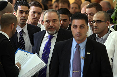 אביגדור ליברמן זיכוי בית משפט, צילום: גיל יוחנן, Ynet